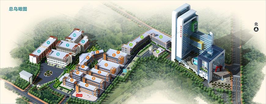 """全市第一个""""政企联合""""的科技创新产业园区"""