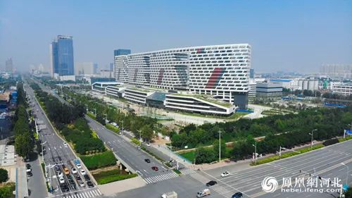 科技孵化平台建设引领石家庄高新区创新驱动和高质量发展