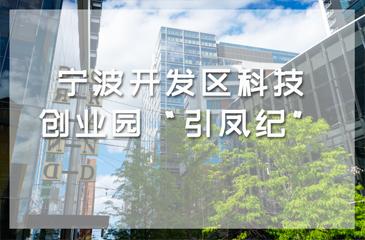 """宁波开发区科技创业园""""引凤纪"""""""