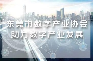 """加入""""东莞市数字产业协会"""",助力数字产业发展"""